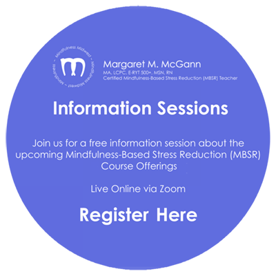 Mindfulness Course Information Sessions